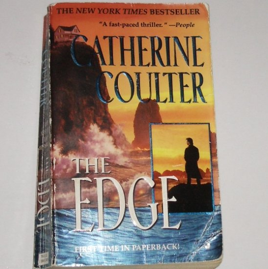 The Edge by CATHERINE COULTER FBI Thriller Paperback 2000