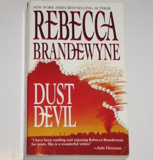 Dust Devil by REBECCA BRANDEWYNE Romance 1996