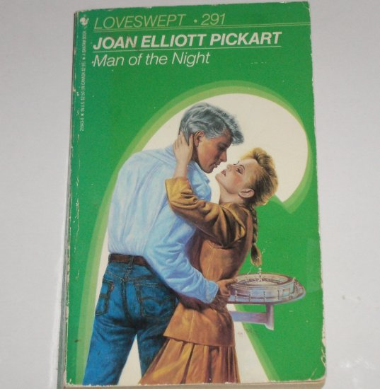Man of the Night by JOAN ELLIOTT PICKART Loveswept 291 Romance Paperback 1988