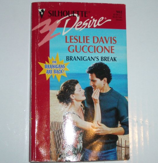 Branigan's Break by LESLIE DAVIS GUCCIONE Silhouette Desire 902 Jan95