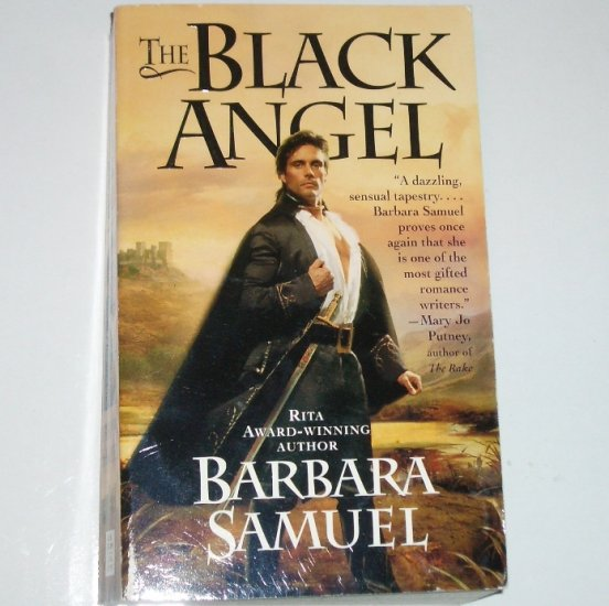The Black Angel by BARBARA SAMUEL Historical Georgian Romance 1999