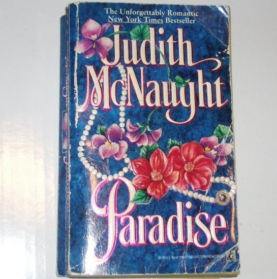 Paradise by JUDITH McNAUGHT Romance 1992 Second Opportunities Series