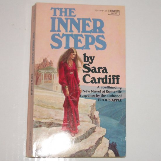 The Inner Steps by Sara Cardiff Romantic Suspense 1975