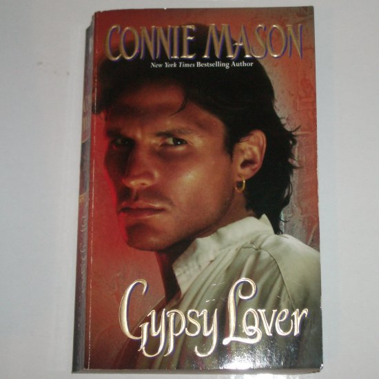 Gypsy Lover by CONNIE MASON Historical Regency Romance Paperback 2005