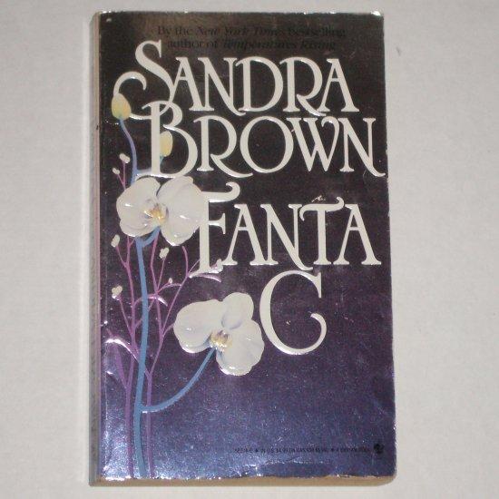 Fanta C by SANDRA BROWN Contemporary Romance Paperback 1987