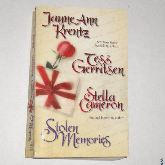 Stolen Memories by JAYNE ANN KRENTZ, TESS GERRITSEN & STELLA CAMERON Anthology 2001