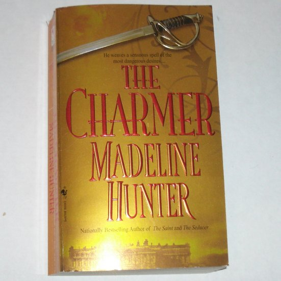 The Charmer by MADELINE HUNTER Historical Regency Romance 2003 The Seducer Series