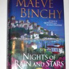 Nights of Rain and Stars by MAEVE BINCHY Hardcover with Dustjacket 2004