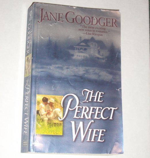 The Perfect Wife by JANE GOODGER Historical Romance 2000 A Top Pick!
