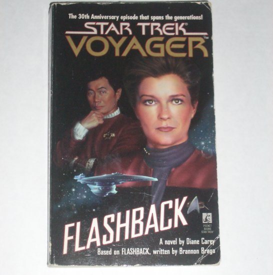 Flashback ~ Star Trek Voyager by DIANE CAREY