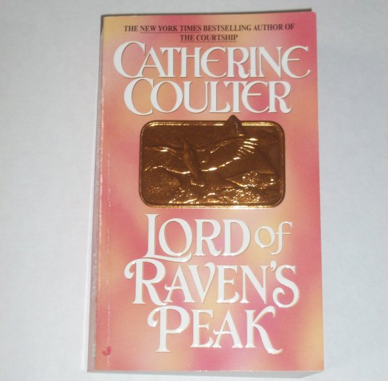 Lord of Raven's Peak by CATHERINE COULTER Historical Medieval Romance 1994 The Viking Series