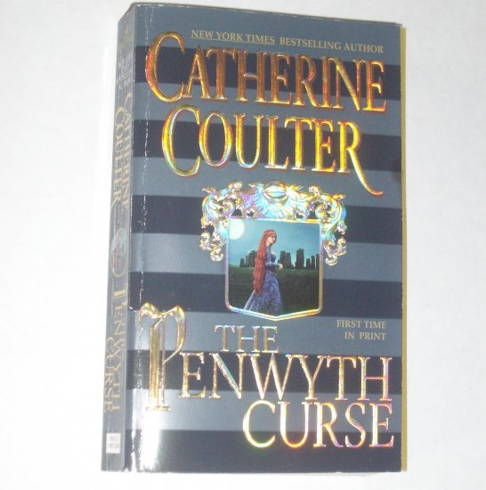 The Penwyth Curse by CATHERINE COULTER Historical Medieval Romance Paperback 2003