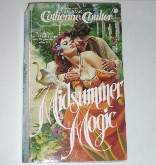 Midsummer Magic by CATHERINE COULTER Historical Regency Romance 1987 The Magic Trilogy Series