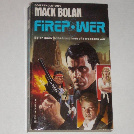 Firepower by DON PENDLETON A Mack Bolan Adventure 1992