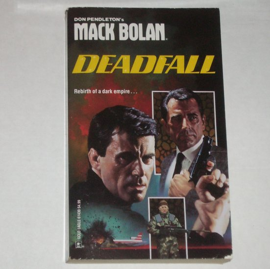 Deadfall by DON PENDLETON A Mack Bolan Book 1993 Superbolan No. 30
