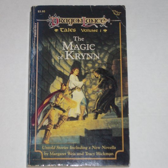 DragonLance The Magic of Krynn by Margaret Weis Tales Vol 1 1987