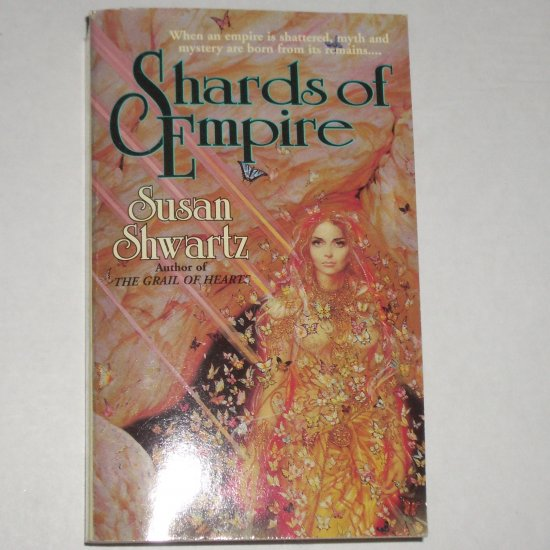 Shards of Empire by SUSAN SHWARTZ 1996