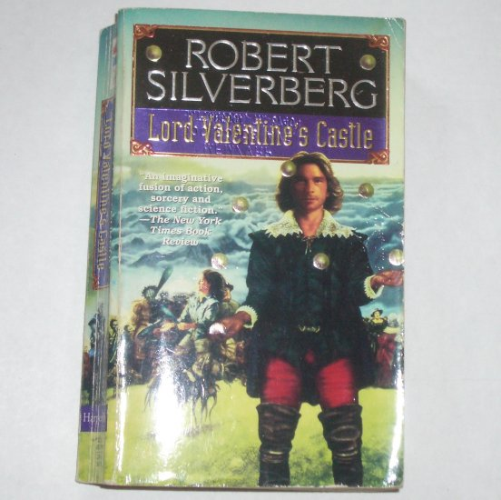Lord Valentine's Castle by ROBERT SILVERBERG Fantasy 1995 Majipoor Cycle Series