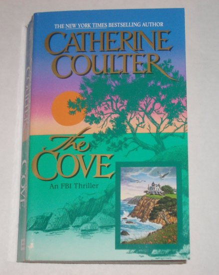 The Cove by CATHERINE COULTER An FBI Thriller Paperback 1996