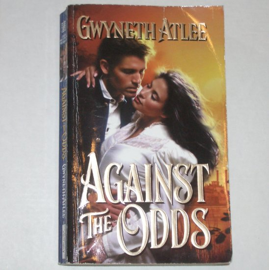Against the Odds by GWYNETH ATLEE Historical Civil War Romance 2001