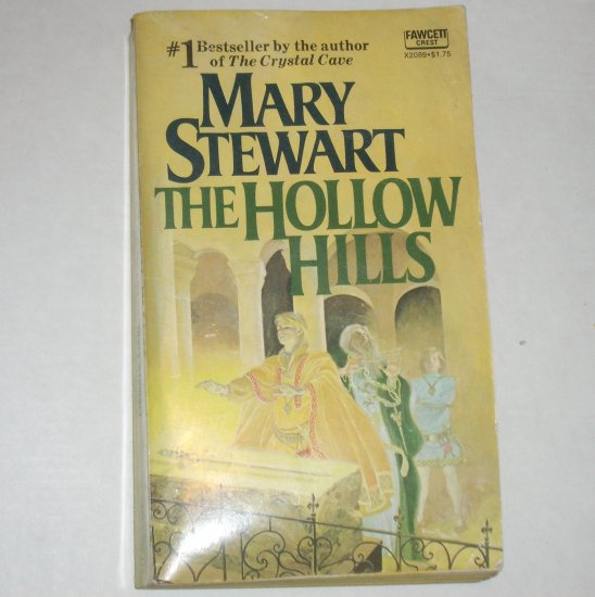 The Hollow Hills by MARY STEWART 1974 King Arthur Series