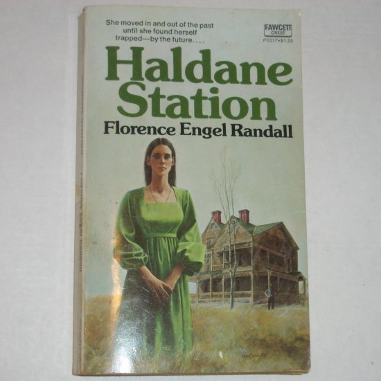 Haldane Station by FLORENCE ENGEL RANDALL Vintage 1974 Gothic Paranormal Romance