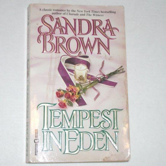 Tempest in Eden by SANDRA BROWN 1996