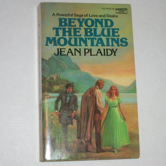 Beyond the Blue Mountains by JEAN PLAIDY 1976 Historical Romance