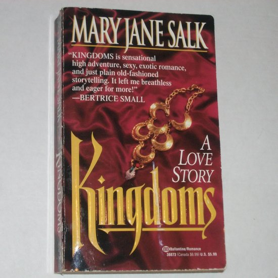 Kingdoms by MARY JANE SALK 1994 Contemporary Romance