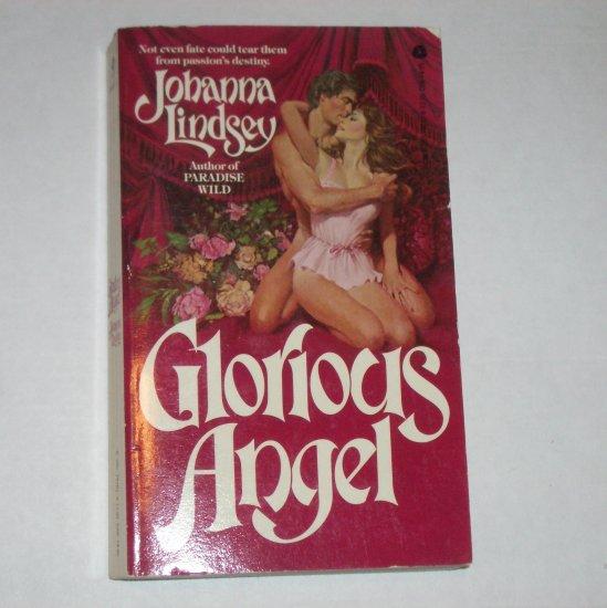 Glorious Angel by JOHANNA LINDSEY 1982 Historical Civil War Romance