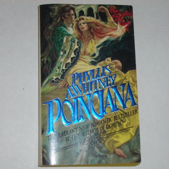 Poinciana by Phyllis A. Whitney 1981 Romantic Suspense