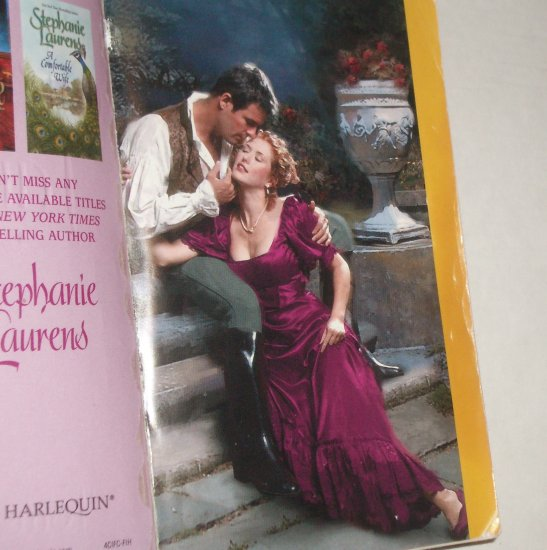 Four in Hand by STEPHANIE LAURENS Historical Regency Romance Paperback 2002