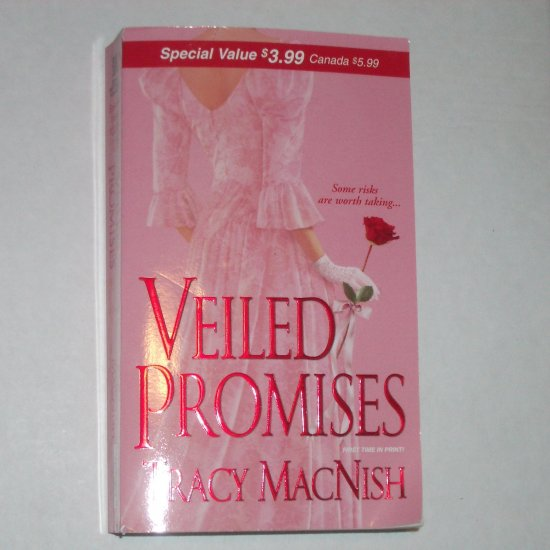 Veiled Promises by TRACY MacNISH Zebra Historical Romance 2005 Beneath the Veil Series