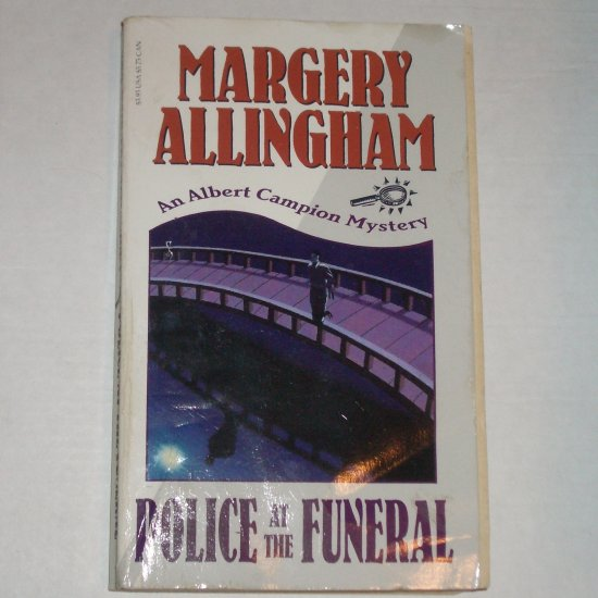 Police at the Funeral by MARGERY ALLINGHAM An Albert Campion Mystery 1994