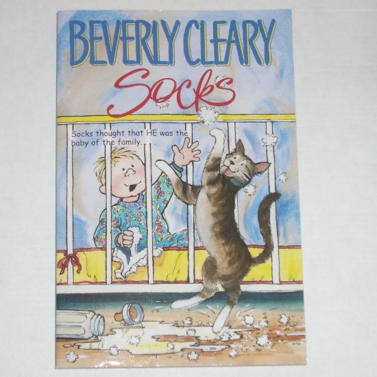 Socks by BEVERLY CLEARY  2000