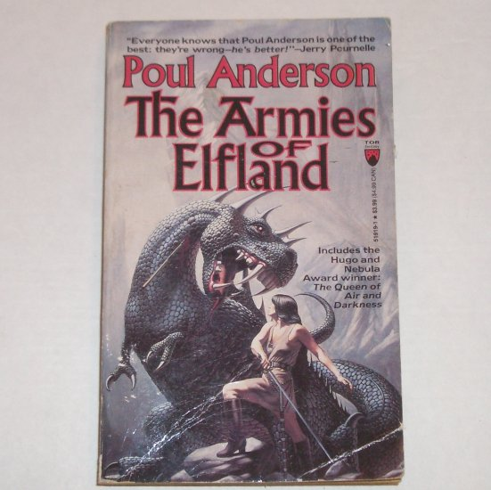 The Armies of Elfland by POUL ANDERSON Fantasy TOR 1992