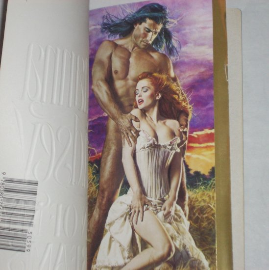 Man of My Dreams by JOHANNA LINDSEY Historical Romance 1992 Sherring Cross Series