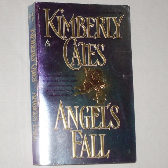 Angel's Fall by KIMBERLY CATES Historical Georgian Romance 1996