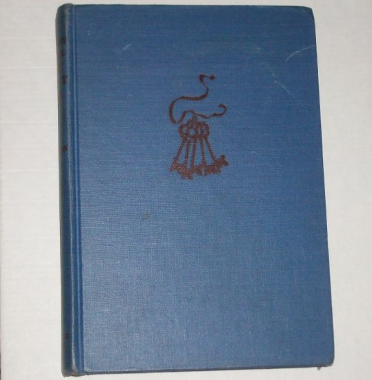 Mystery of the Five Bright Keys by Mary Urmston Hardcover 1946