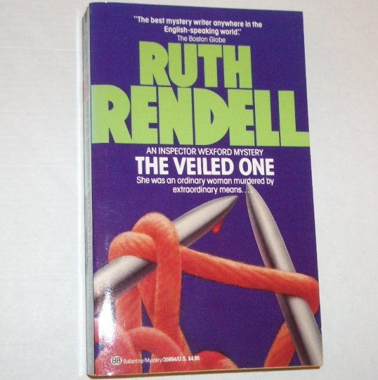 The Veiled One by RUTH RENDELL An Inspector Wexford Mystery 1989