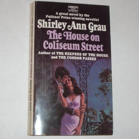The House on Coliseum Street by SHIRLEY ANN GRAU 1973
