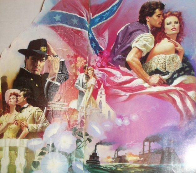 Let No Man Divide by ELIZABETH KARY Historical Civil War Era Romance 1987