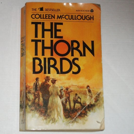 The Thorn Birds by COLLEEN McCULLOUGH Historical Romance 1978