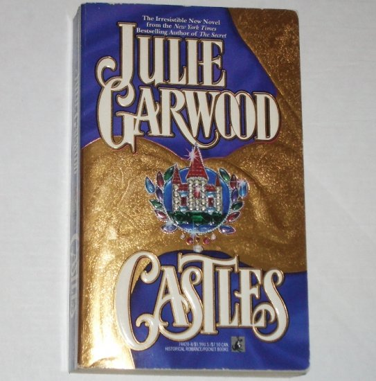 Castles by JULIE GARWOOD Historical Regency Romance 1993