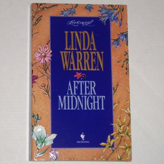 After Midnight by LINDA WARREN Loveswept Romance 737 1995