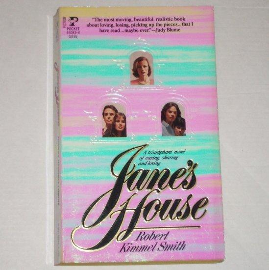 Jane's House by ROBERT KIMMEL SMITH Romance 1984