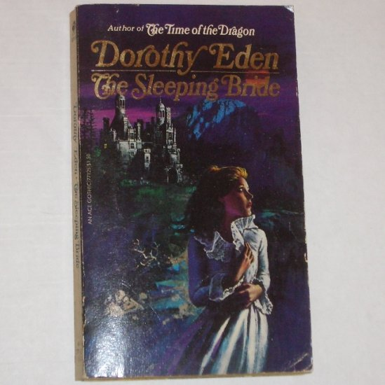 The Sleeping Bride by Dorothy Eden ACE Gothic Romance 1959