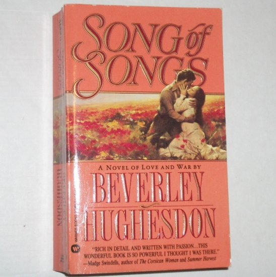 Song of Songs by BEVERLEY HUGHESDON Historical WWI Romance 1991