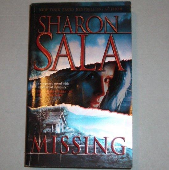 Missing by SHARON SALA Romantic Suspense 2004