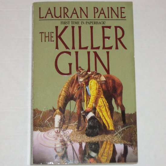 The Killer Gun by LAURAN PAINE Western 2001